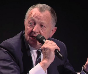 Jean-Michel Aulas présente le Grand Stade connecté 2.0 de l'OL : « Orange sera le poumon »