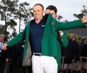 Golf – Un chèque d'1,8M$ pour Jordan Spieth et sa victoire au Masters d'Augusta 2015