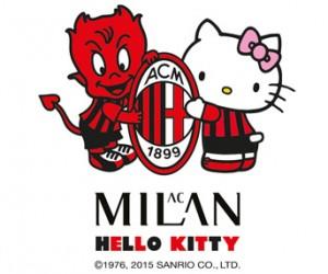 Le Milan AC et Hello Kitty, un partenariat qui ne plait pas aux supporters