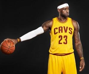 Lebron James et Chicago dominent les ventes de maillots réplicas NBA