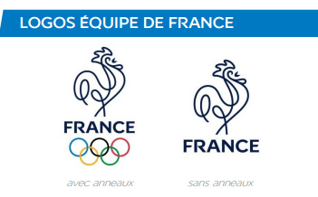 nouveau logo équipe de france olympique coq