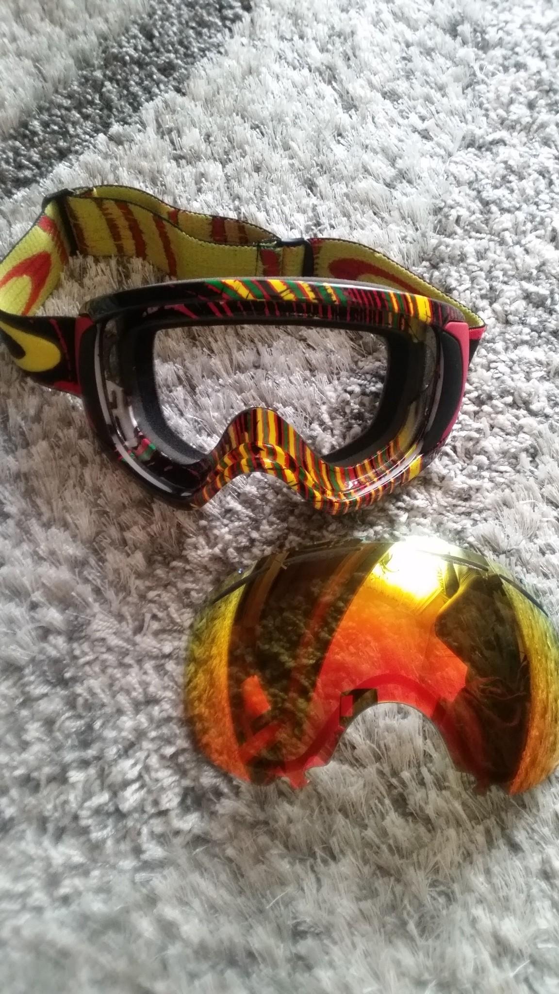 oakley mask bg50  oakley Canopy Fire Iridium oakley mask Canopy Fire Iridium