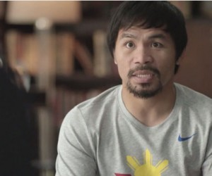 Foot Locker met en scène Manny Pacquiao dans la publicité « It's Really Happening »