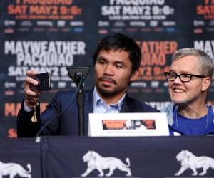 Comment le combat du siècle Floyd Mayweather – Manny Pacquiao va retourner Twitter !
