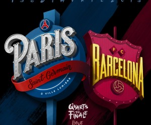 PSG – FC Barcelone : Le match version Twitter !