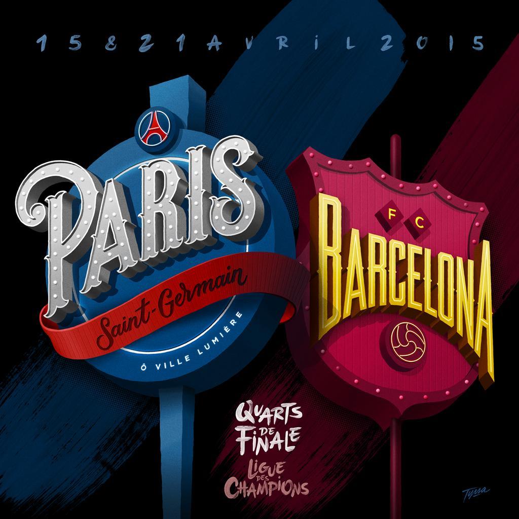 paris FC Barcelone
