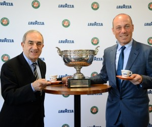 Lavazza poursuit sa stratégie d'internationalisation en devenant café officiel de Roland-Garros