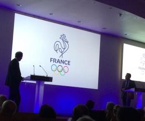 Le coq de retour sur les nouveaux logos du CNOSF et des Equipes de France Olympiques