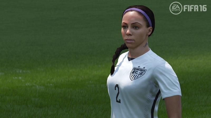 FIFA 16 Sidney Leroux EA SPORTS