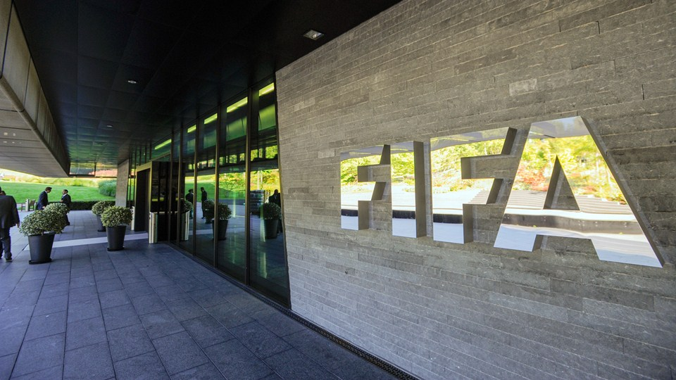 FIFA arrestations