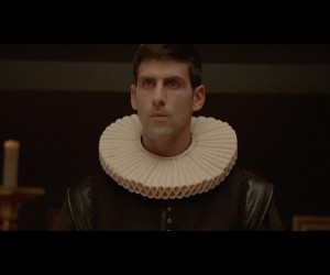 Peugeot envoie Novak Djokovic au 17e siècle dans sa nouvelle publicité «Better sensations»