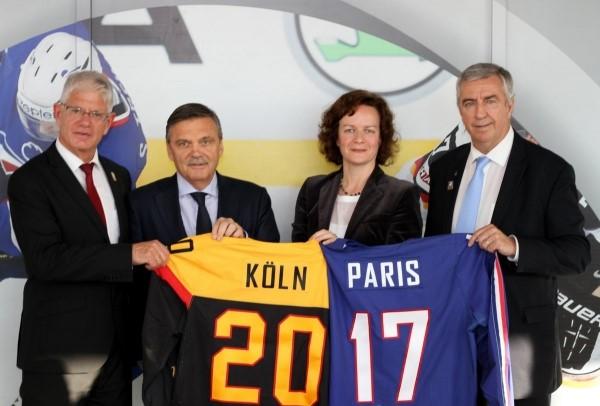 Thalys devient partenaire du Mondial IIHF de Hockey-sur-Glace 2017