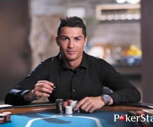 Cristiano Ronaldo nouvel ambassadeur de PokerStars
