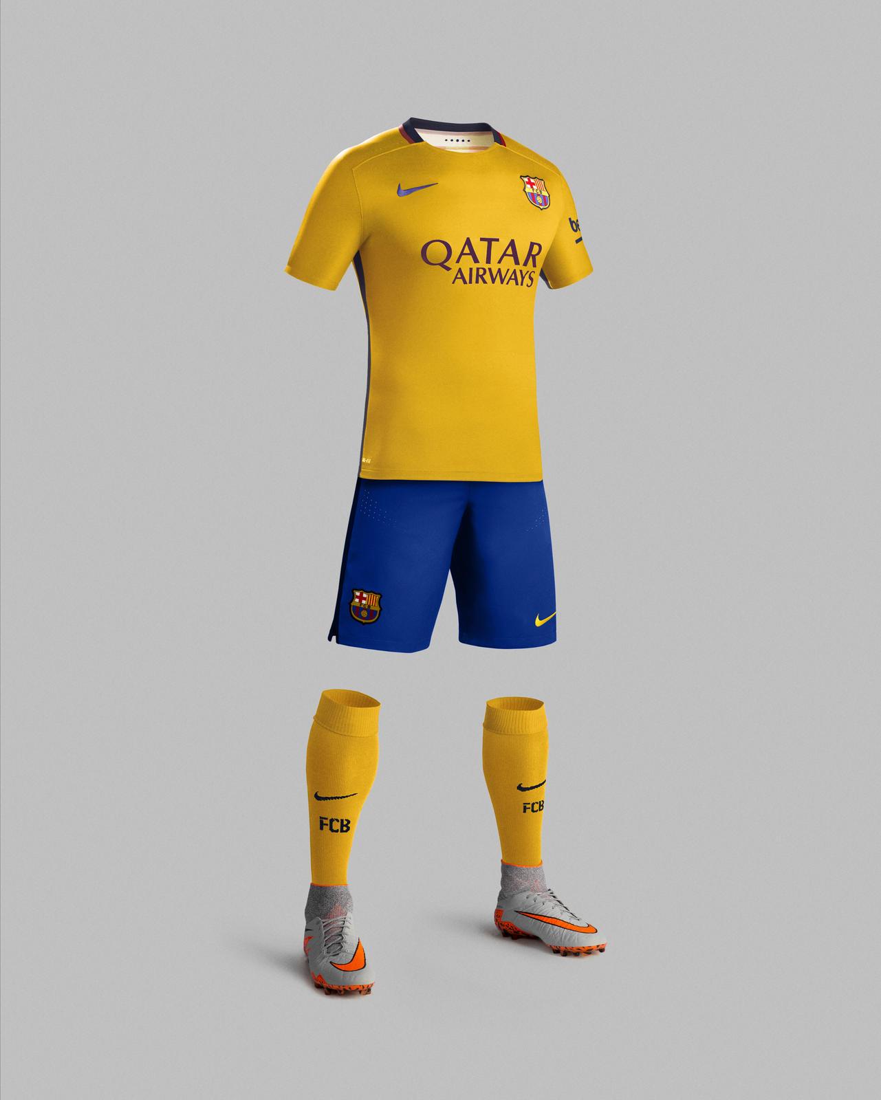 fc barcelona away kit 2016 nike
