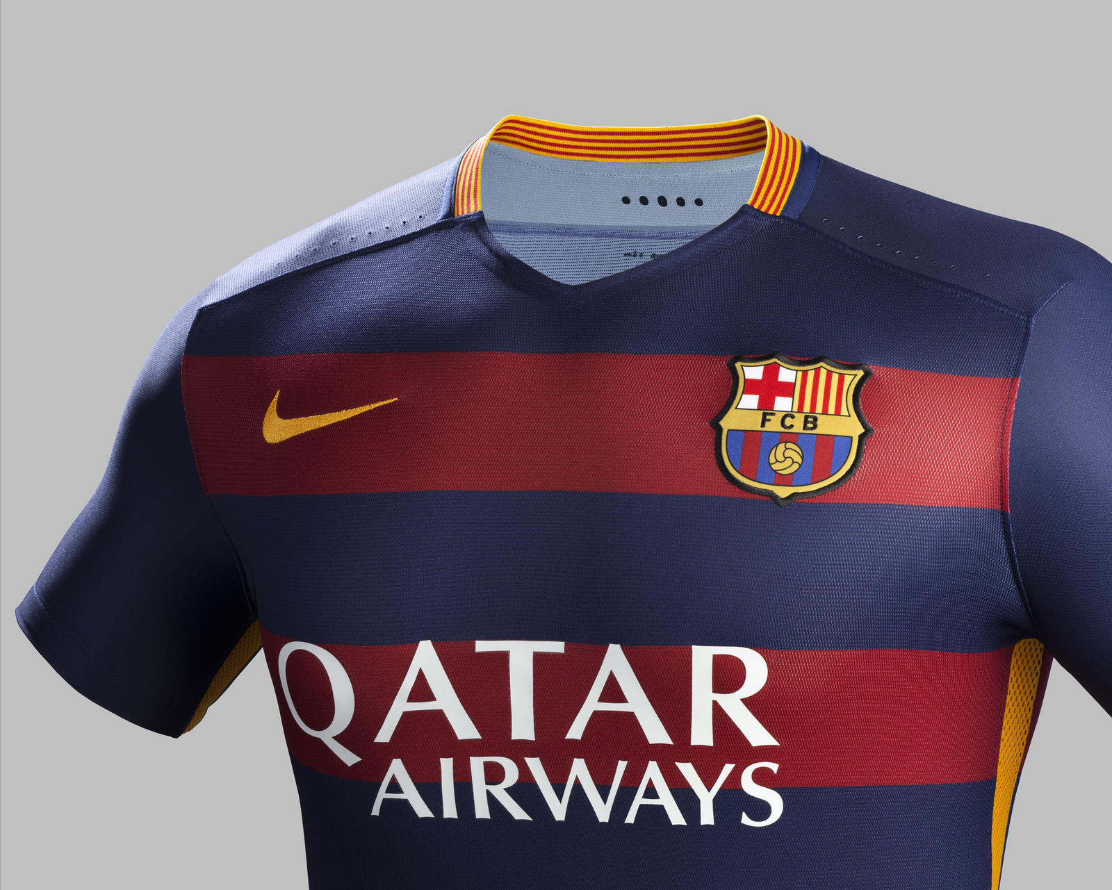 fc barcelona home jersey 2016 official nike football