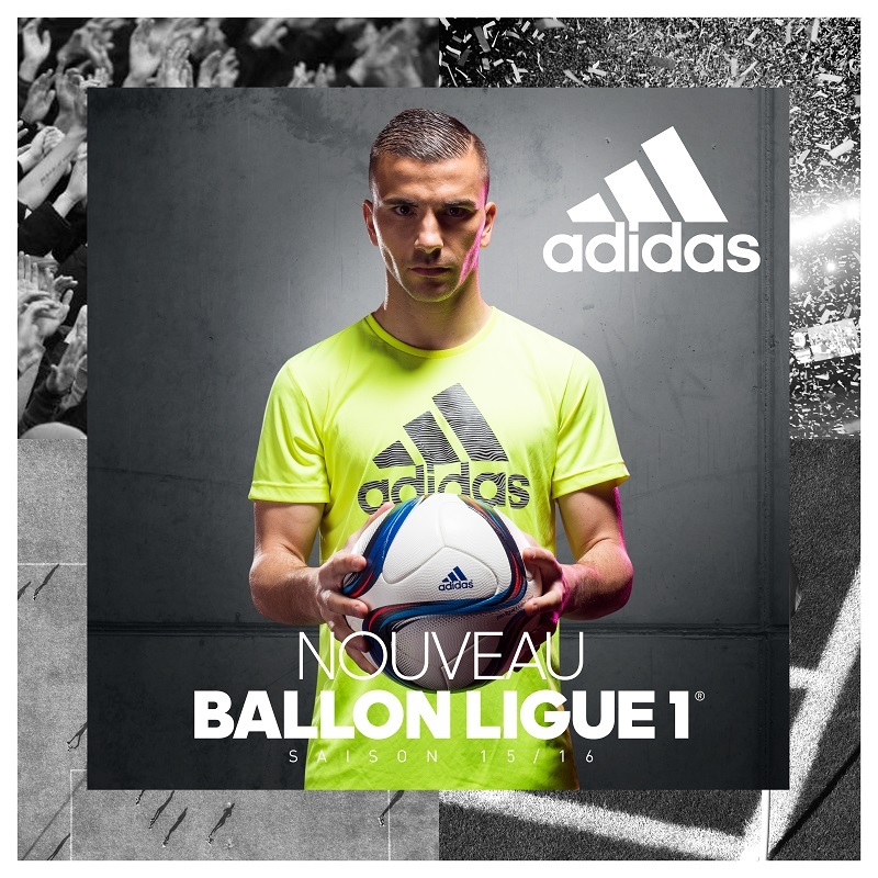 nouveau ballon ligue 1 adidas 2016 anthony lopes