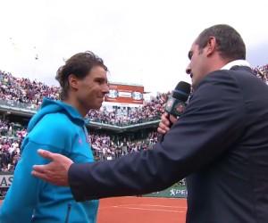 Comment Babolat assure la promotion de sa raquette connectée pendant Roland-Garros