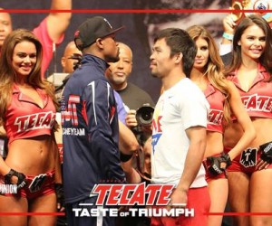 Burger King, Samsung, Tecate, Hublot… Quelles marques remportent le combat Floyd Mayweather – Manny Pacquiao ?
