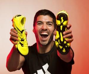 adidas présente ses nouvelles chaussures de football X15 et Ace15