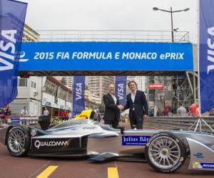 Visa Europe nouveau partenaire du Championnat de Formula E