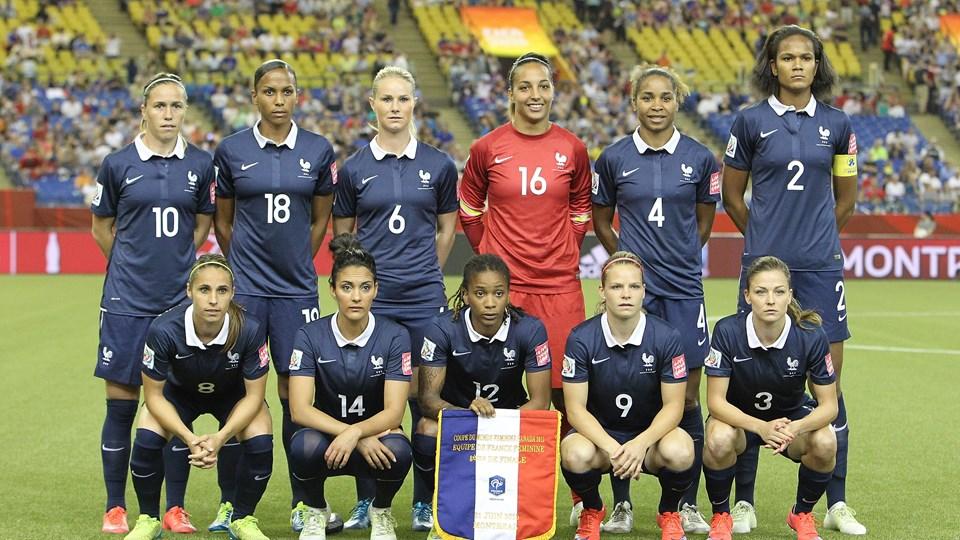 Les droits tv du foot f minin d1 et equipe de france s 39 envolent sur le nouveau contrat 2018 - Coupe du monde 2015 handball ...