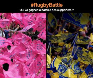 Finale TOP 14 – Orange affichera les résultats de la #RugbyBattle sur la panneautique du Stade de France