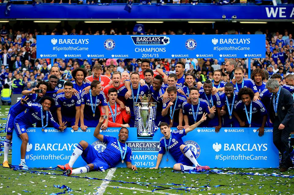 Chelsea FC revenues 2015
