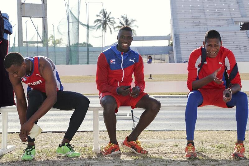 Puma signe avec le Comité Olympique Cubain 8fab80f342d
