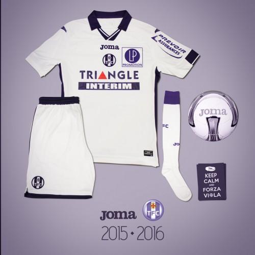 TFC Maillot Away 2015-2016 JOMA