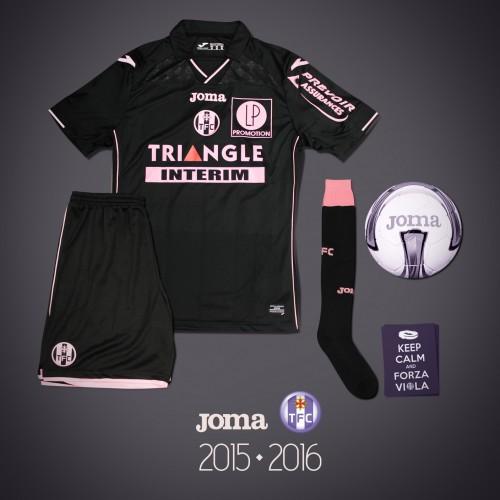 TFC Maillot Third 2015-2016 JOMA