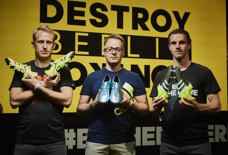 adidas boots designer berlin 2015