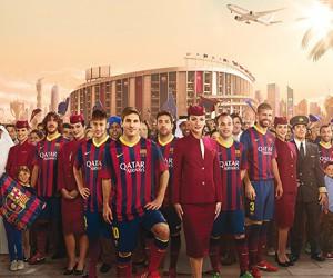 Qatar Airways prolonge avec le FC Barcelone pour 60 M€ par an