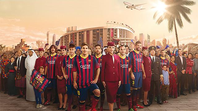 barcelona qatar airways