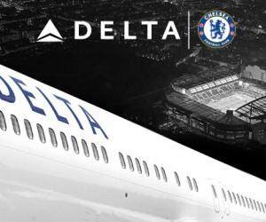 Chelsea s'envole avec Delta Air Lines pour 3 saisons supplémentaires