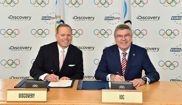 discovery CIO droits TV eurosport