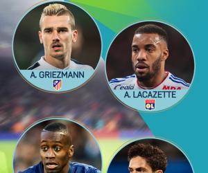 A vous de voter pour le joueur présent sur la jaquette de FIFA 16 aux côtés de Lionel Messi