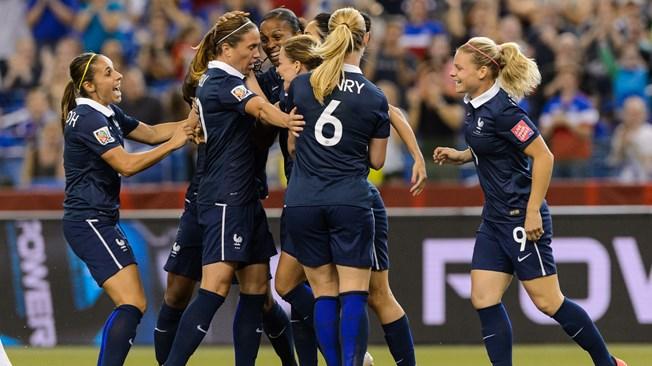 france allemagne coupe du monde féminine 2015 W9