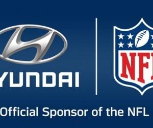 Hyundai nouveau Sponsor Officiel de la NFL
