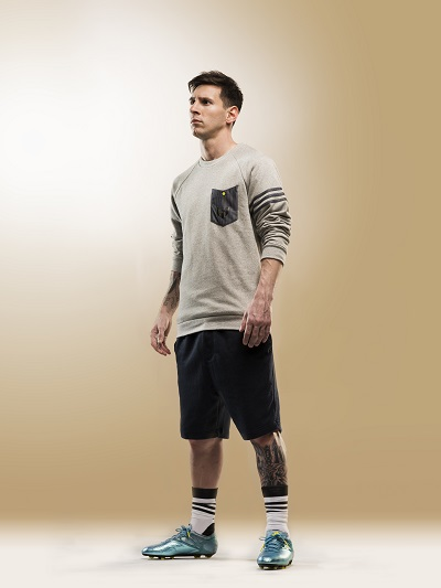 Dévoile Les Chaussures De Messi Avec Adidas La Messi15 Nouvelles Lionel xeBWQdorC