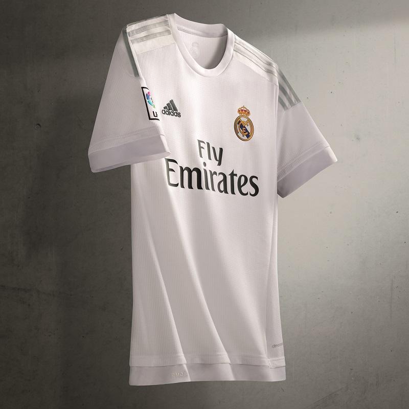 Maillot Domicile Real Madrid nouvelle
