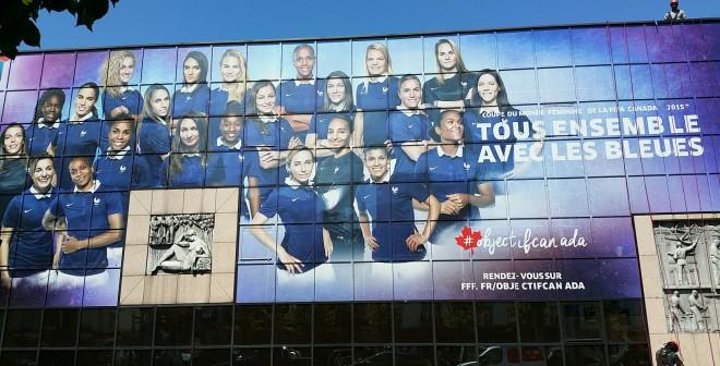 Les Droits TV du foot féminin (D1 et Equipe de France) s'envolent sur le nouveau contrat 2018-2023