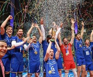 Générali, l'autre vainqueur de la Ligue Mondiale de Volley remportée par les Bleus