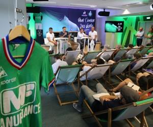 le coq sportif x AS Saint-Etienne : un partenariat lucratif qui résonne comme une évidence
