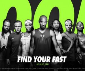 Nike envoie du lourd avec son spot Find Your Fast