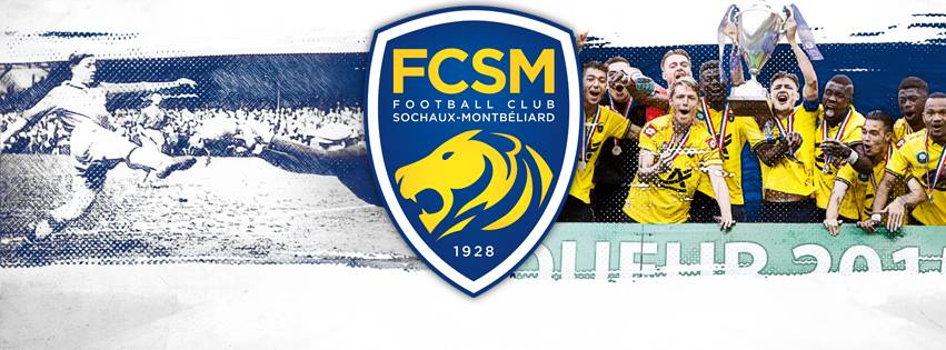Nouveau logo FC sochaux montbéliard 2015