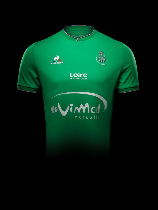 tenue de foot saint etienne de foot