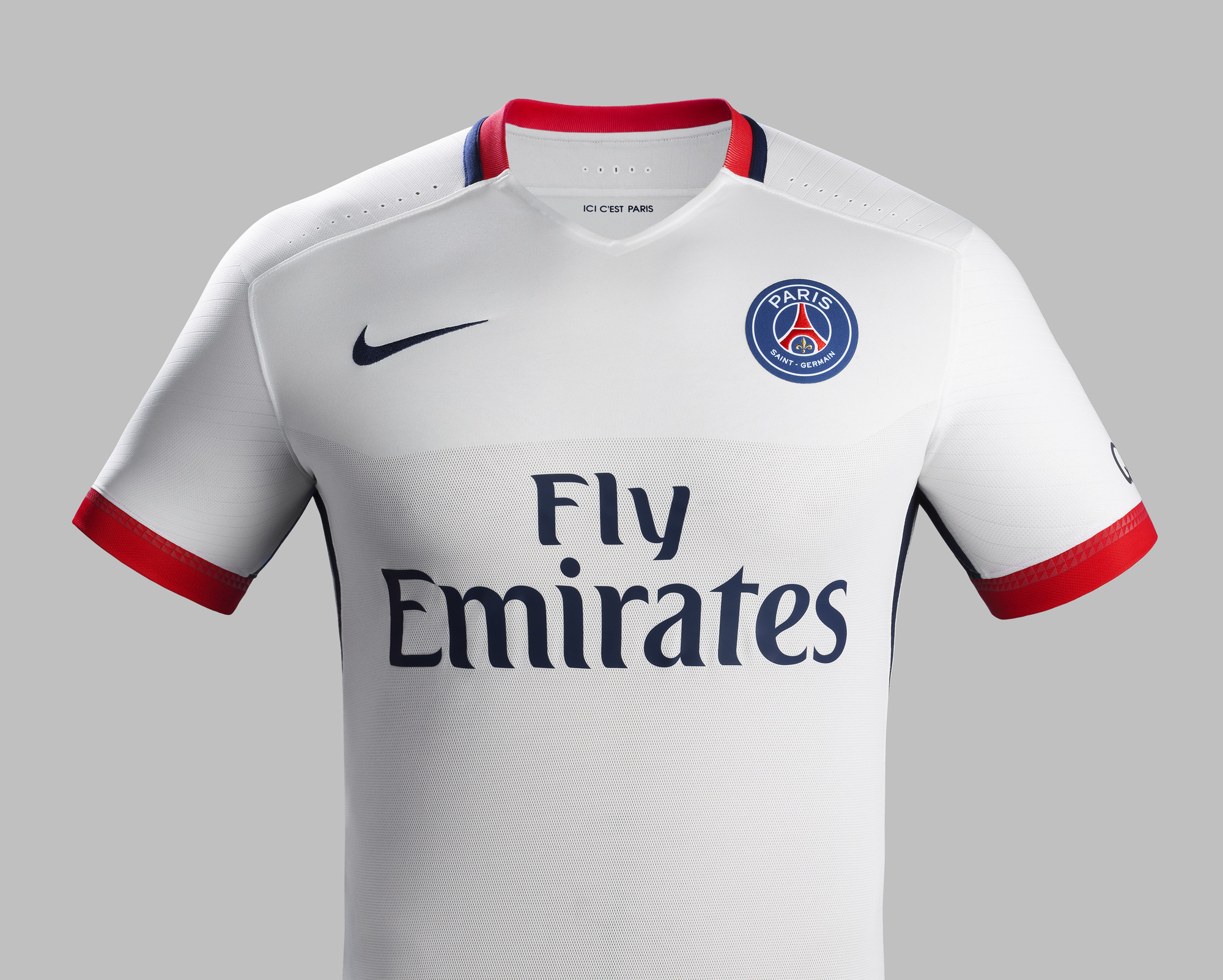le psg et nike d voilent le nouveau maillot away 2015 2016 new york. Black Bedroom Furniture Sets. Home Design Ideas