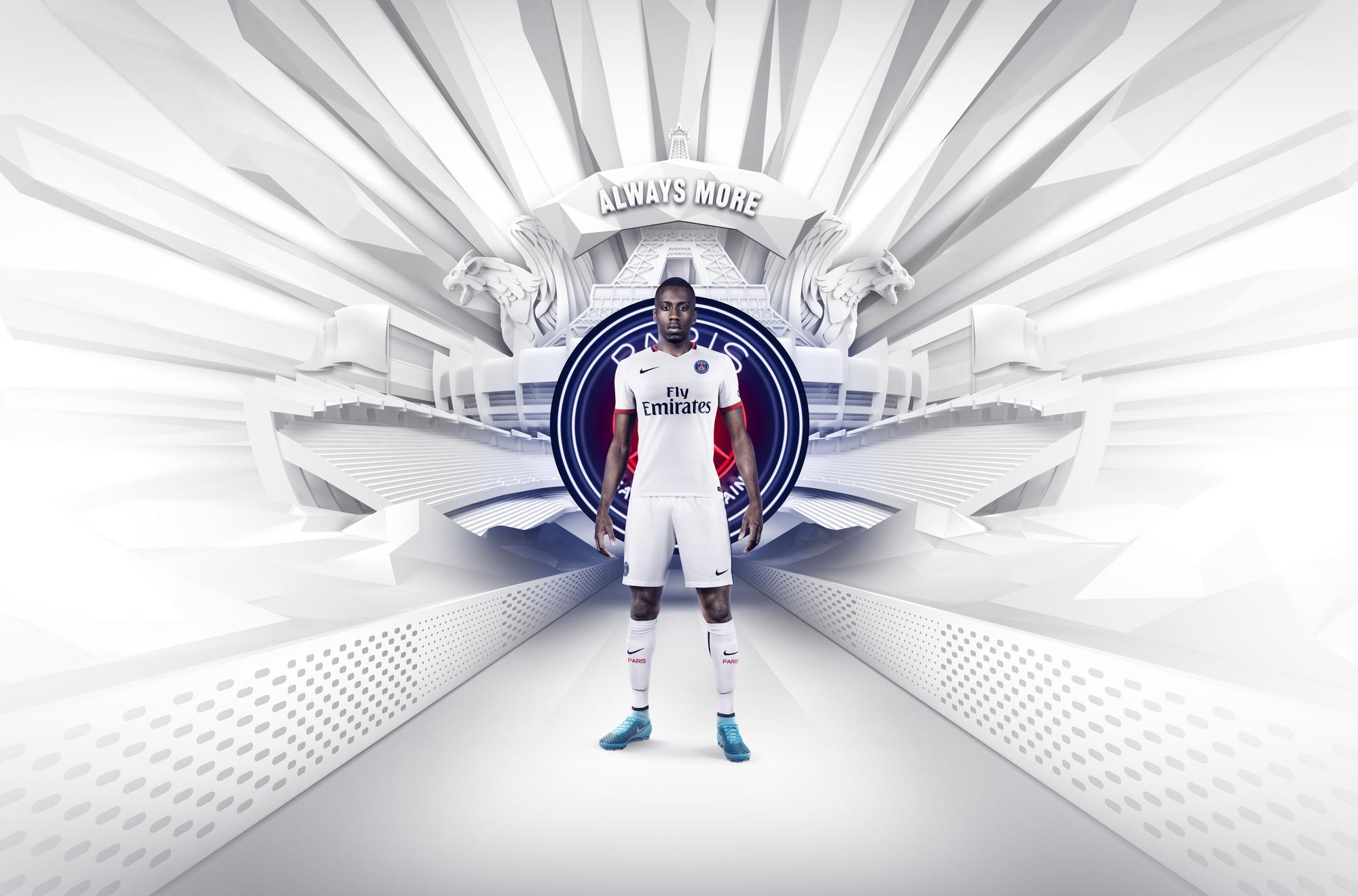 Le PSG et Nike dévoilent le nouveau maillot away 2015/2016 à New York