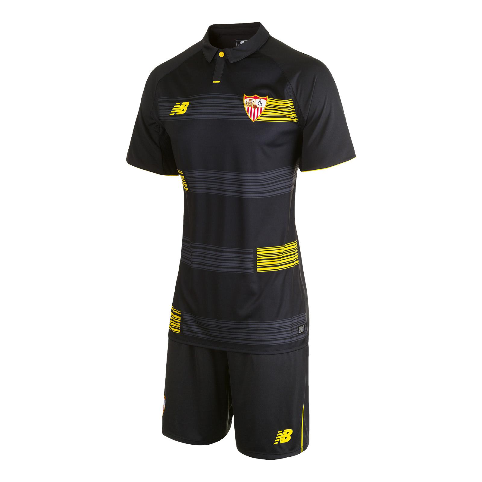 Nouveaux maillots 2015 2016 fc s ville new balance - Nouveau sevilla ...