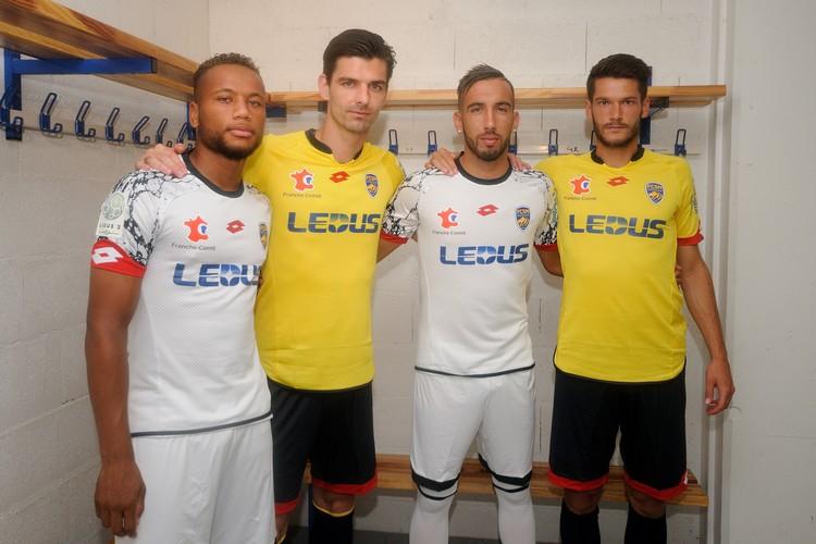 nouveaux maillots FCSM 2015 2016 Lotto